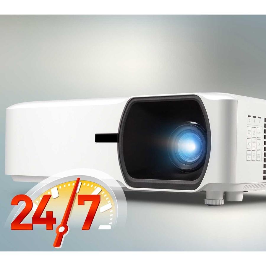 Viewsonic LS750WU 3D Ready DLP Projector - 16:10_subImage_12