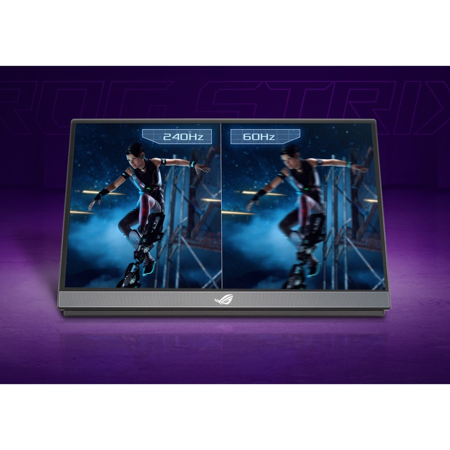 "Asus ROG Strix XG17AHPE 17.3"" Full HD Gaming LCD Monitor - 16:9 - Black_subImage_11"
