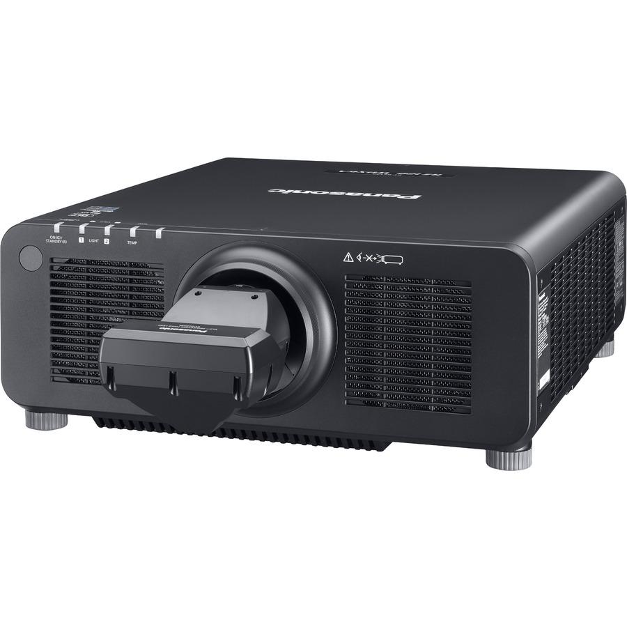 Panasonic SOLID SHINE PT-RZ120 DLP Projector - 16:10 - Black_subImage_10