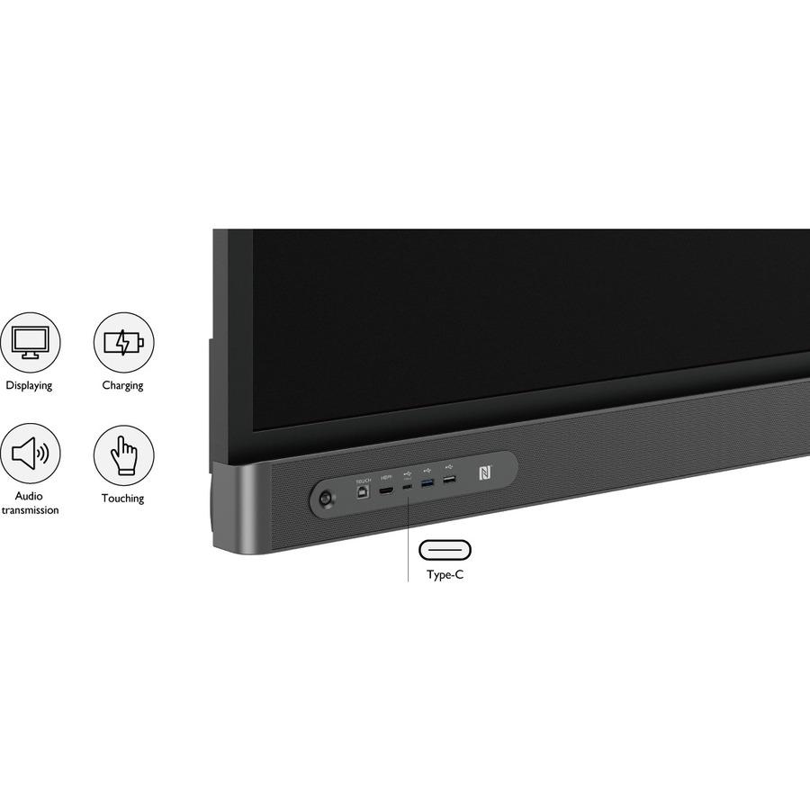 "BenQ RP7502 75"" LCD Touchscreen Monitor - 16:9 - 8 ms_subImage_13"