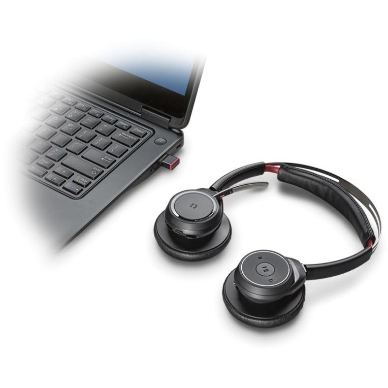 Plantronics B825 Voyager Focus UC Headset_subImage_8