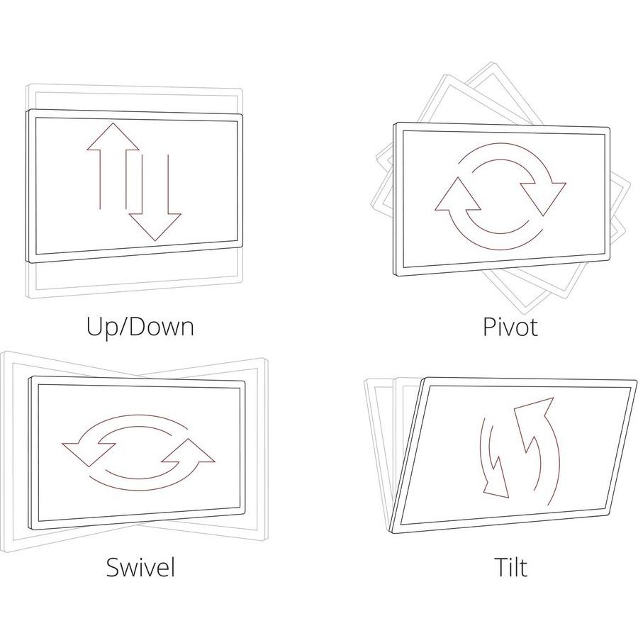 "Viewsonic VG2440 23.6"" Full HD LED LCD Monitor - 16:9 - Black_subImage_12"