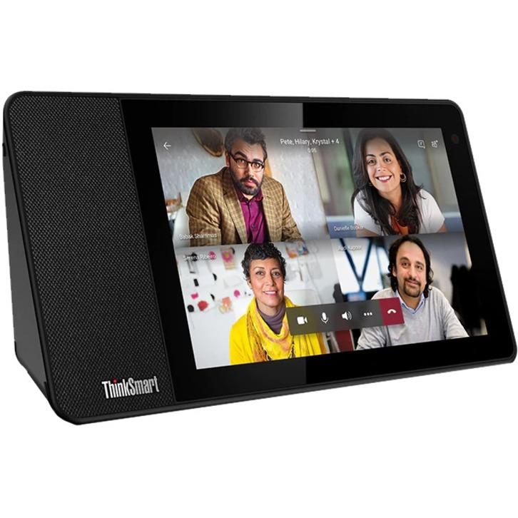 "Lenovo ThinkSmart View ZA840013US Tablet - 8"" HD - 2 GB RAM - 8 GB Storage - Android 8.1 Oreo - Business Black_subImage_11"