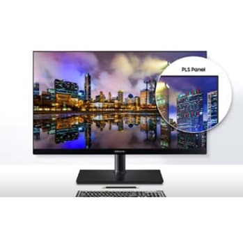 "Samsung S24H850QFN 23.8"" WQHD LED LCD Monitor - 16:9 - Black_subImage_13"