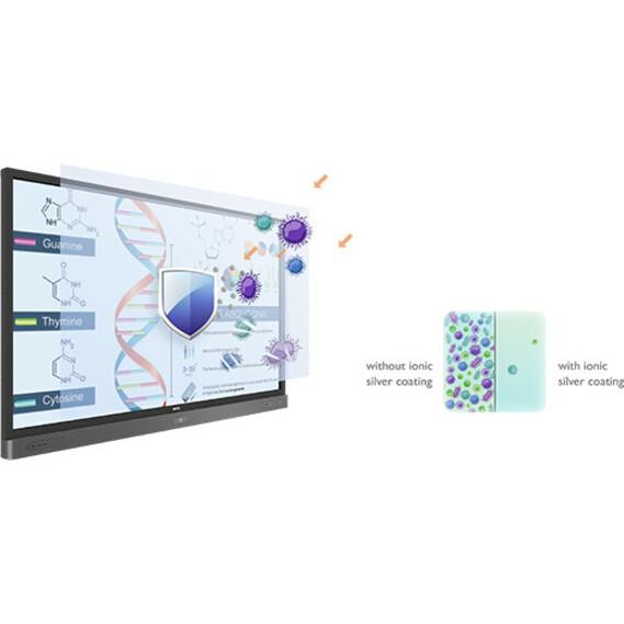 "BenQ RP860K 86"" LCD Touchscreen Monitor - 16:9 - 8 ms_subImage_10"