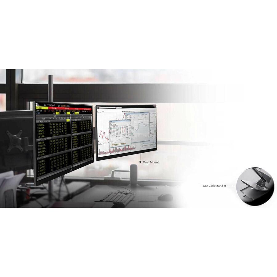 "LG 27BL650C-B 27"" Full HD LED LCD Monitor - 16:9 - TAA Compliant_subImage_12"