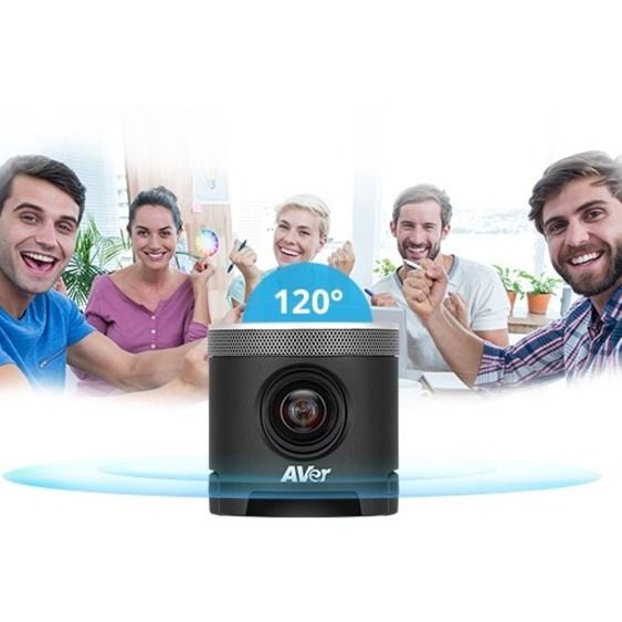 AVer CAM340+ Video Conferencing Camera - 60 fps - USB 3.1_subImage_10