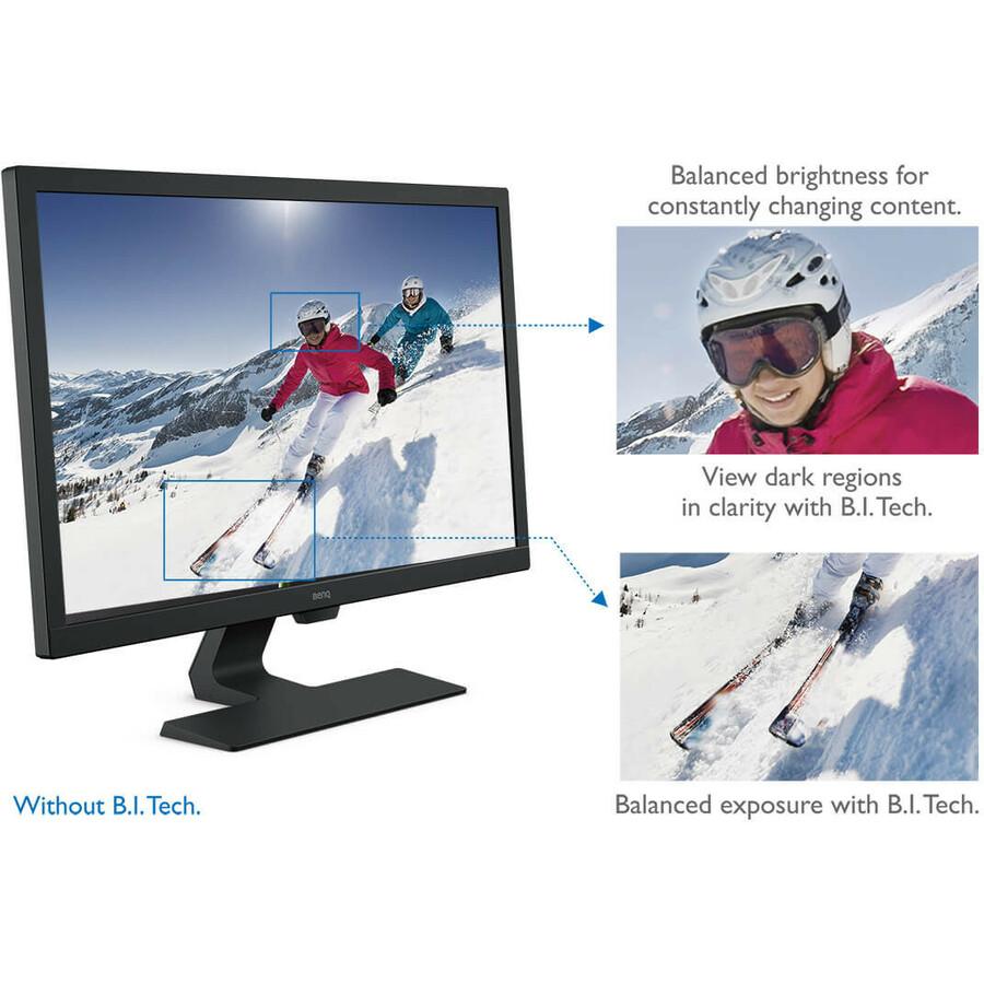 "BenQ GL2480 23.8"" Full HD WLED LCD Monitor - 16:9 - Black_subImage_13"