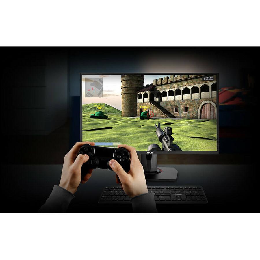 "Asus VG278QR 27"" Full HD LED Gaming LCD Monitor - 16:9 - Black_subImage_12"