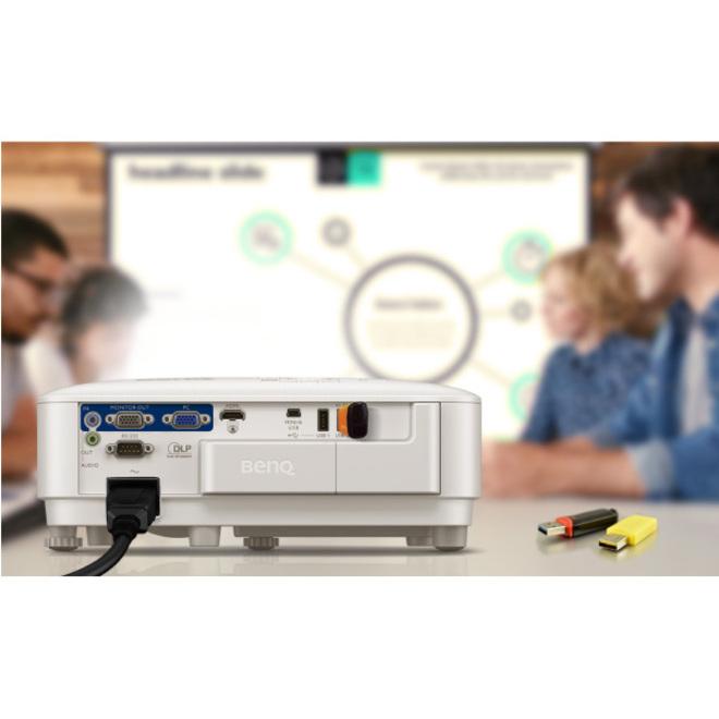 BenQ EH600 3D DLP Projector - 16:9_subImage_14