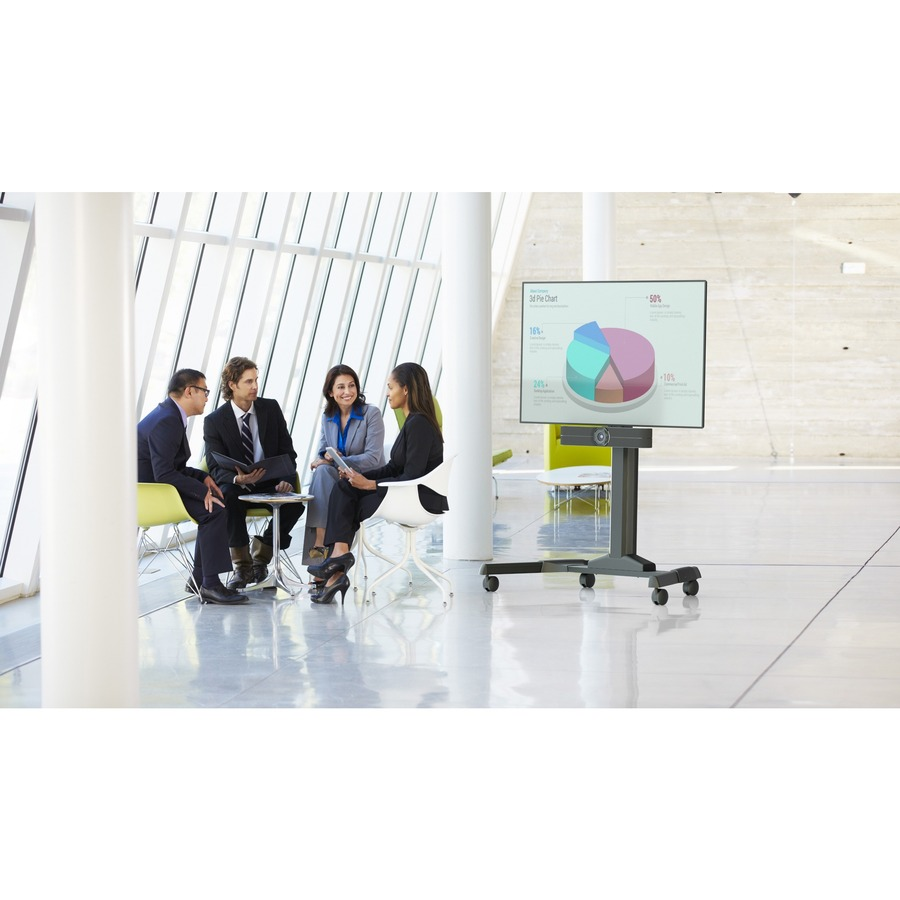 Vaddio HuddleSHOT Video Conferencing Camera - 2.1 Megapixel - 60 fps - Black - USB 3.1 - TAA Compliant_subImage_11