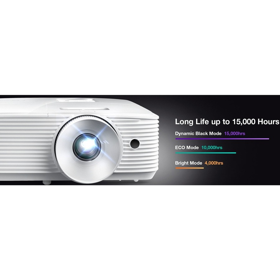 Optoma HD28HDR 3D DLP Projector - 16:9_subImage_13