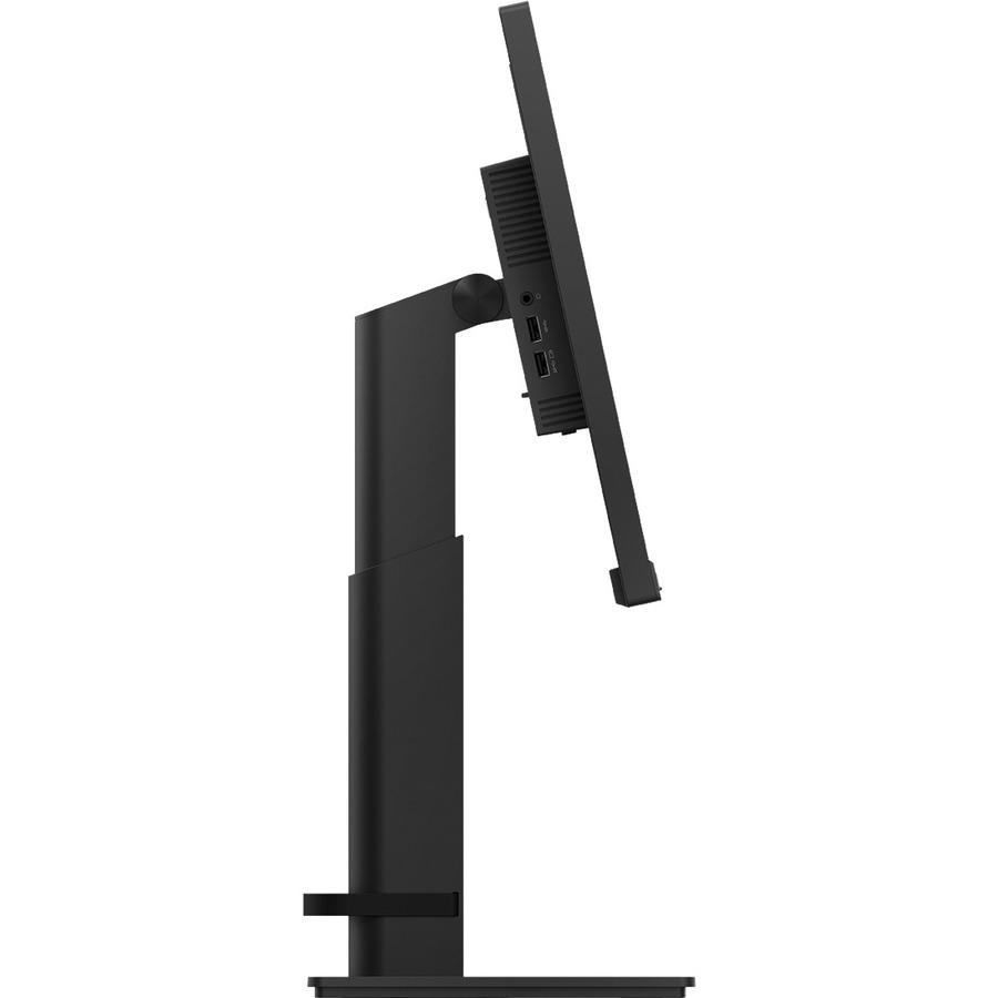 "Lenovo ThinkVision T23i-20 23"" Full HD WLED LCD Monitor - 16:9 - Raven Black_subImage_11"