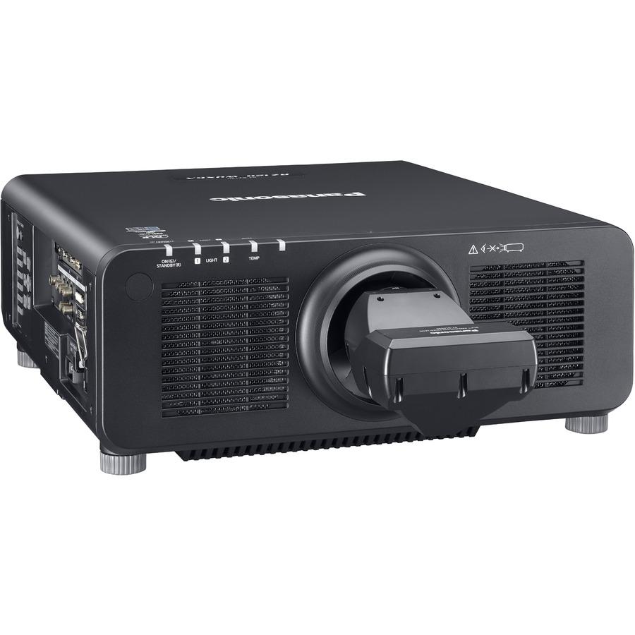 Panasonic SOLID SHINE PT-RZ120 DLP Projector - 16:10 - Black_subImage_11