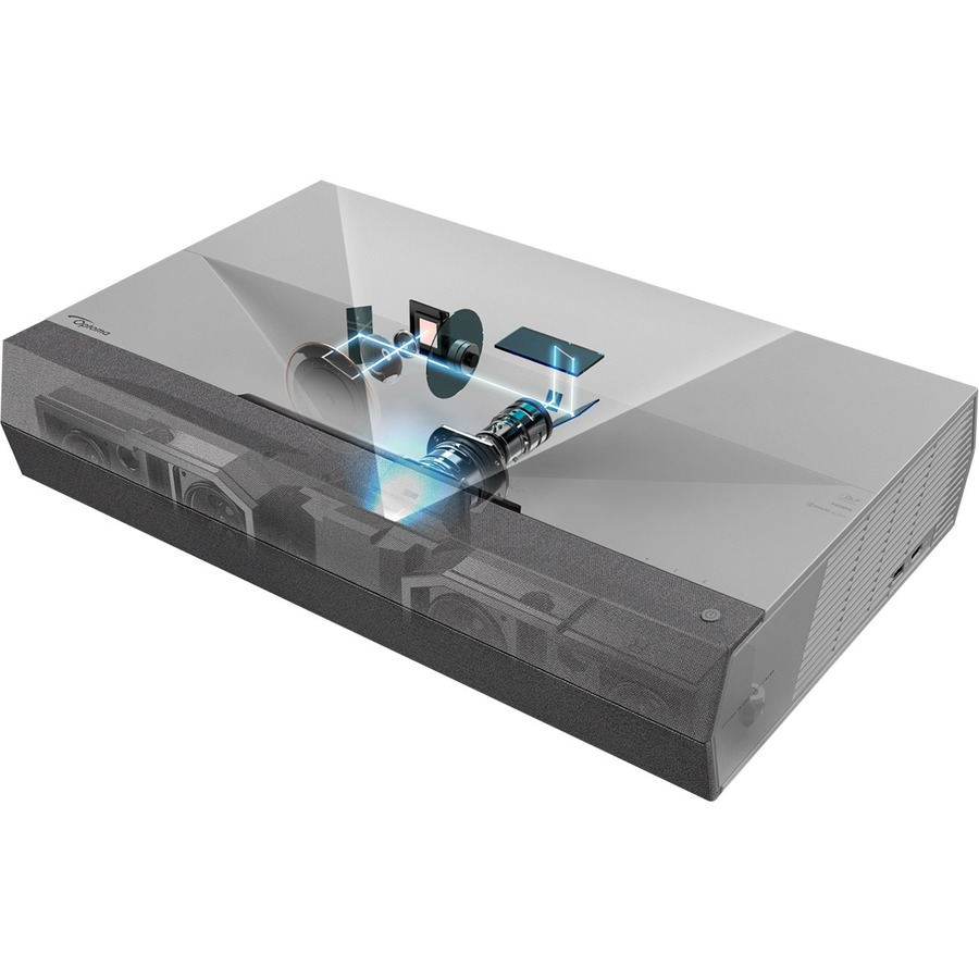 Optoma CINEMAX-P2 3D Ready Ultra Short Throw Laser Projector - 16:9_subImage_13
