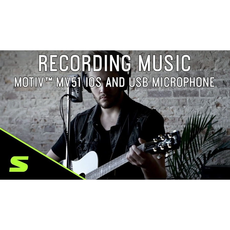 Shure MOTIV MV51-DIG Wired Condenser Microphone_subImage_7