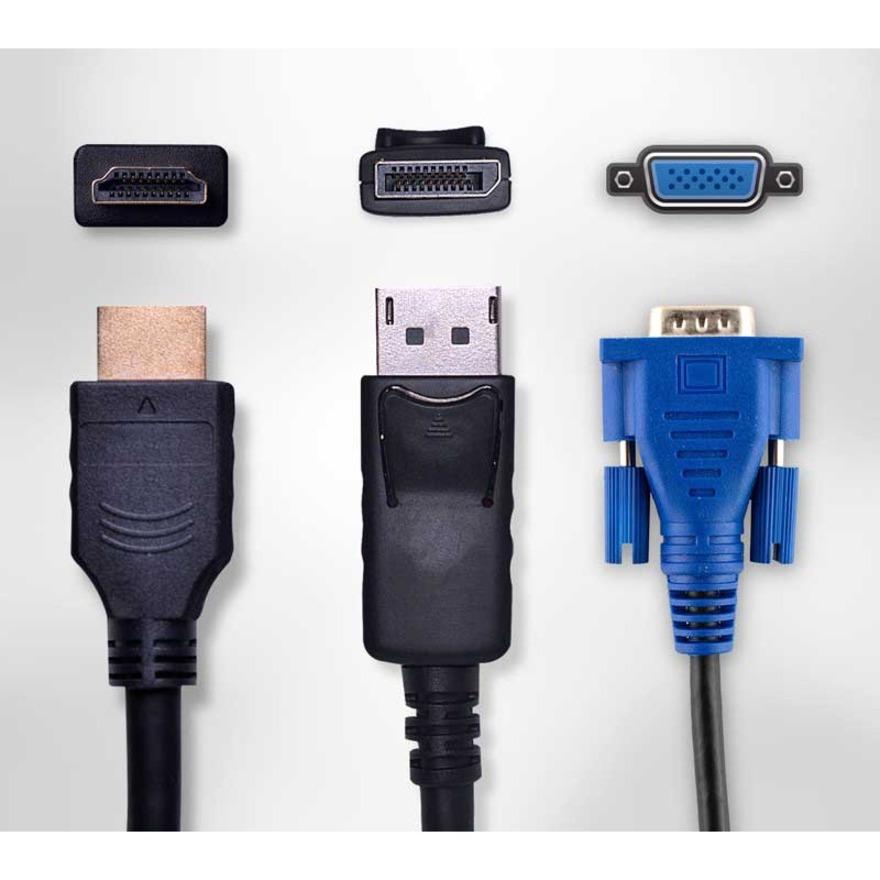 "Viewsonic VX3276-mhd 31.5"" Full HD LED LCD Monitor - 16:9 - Metallic Silver_subImage_13"