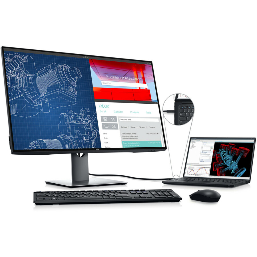 "Dell UltraSharp U3219Q 31.5"" 4K UHD Edge LED LCD Monitor - 16:9_subImage_14"