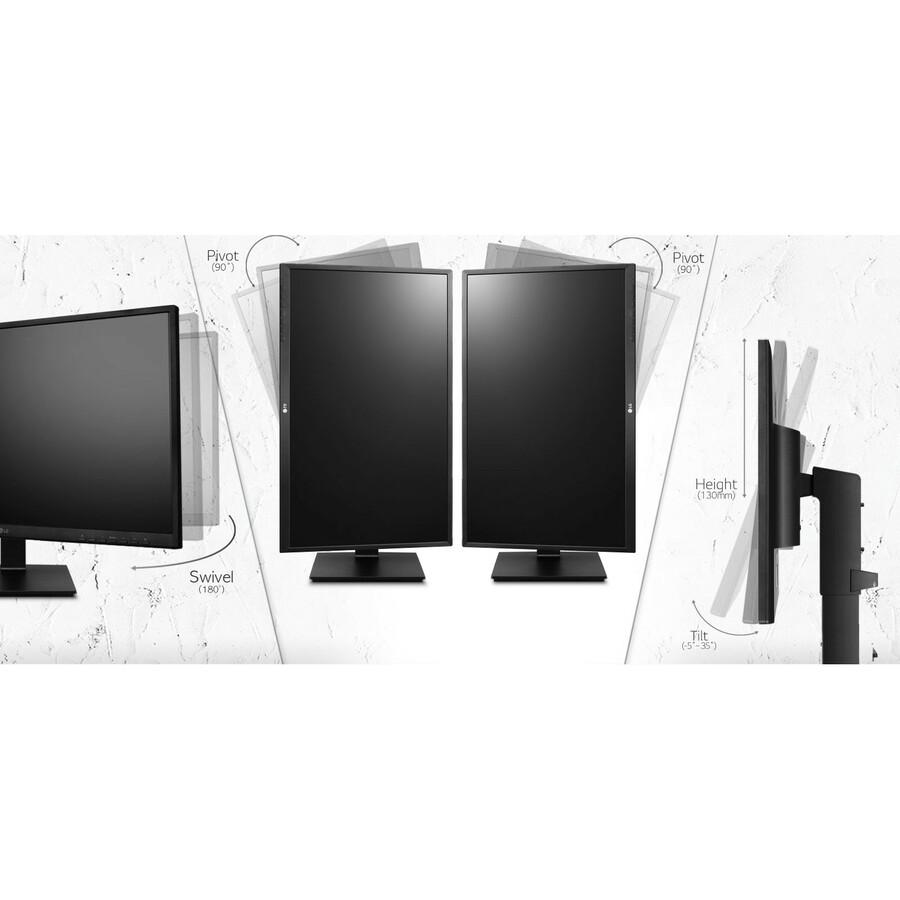 "LG 27BL650C-B 27"" Full HD LED LCD Monitor - 16:9 - TAA Compliant_subImage_13"
