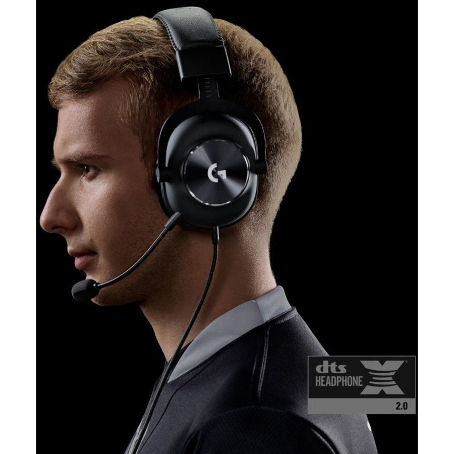 Logitech PRO X Gaming Headset with Blue Vo!ce_subImage_11