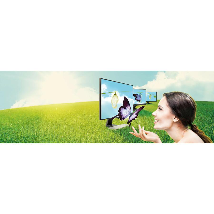 "BenQ GL2480 23.8"" Full HD WLED LCD Monitor - 16:9 - Black_subImage_14"