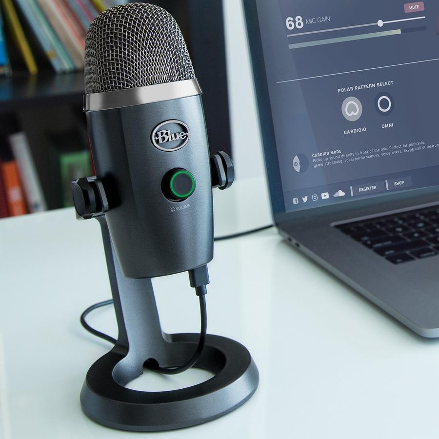 Blue Yeti Nano Wired Condenser Microphone_subImage_8
