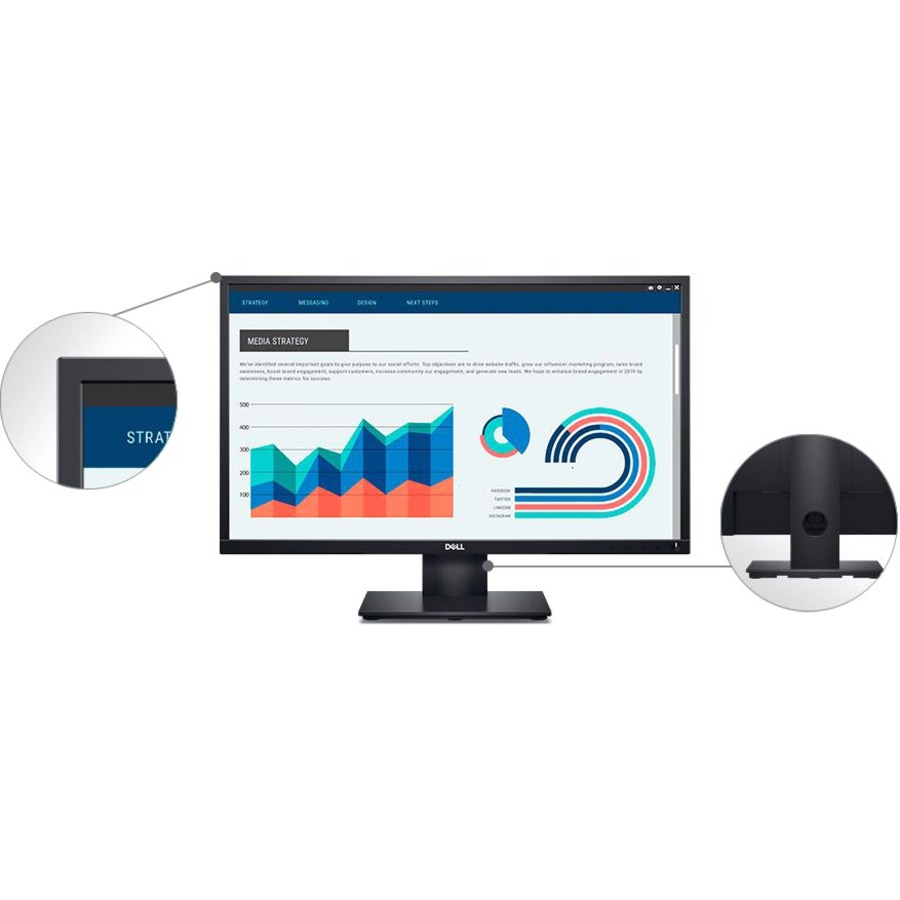 """Dell E2420HS 23.8"""" Full HD LED LCD Monitor - 16:9_subImage_15"""