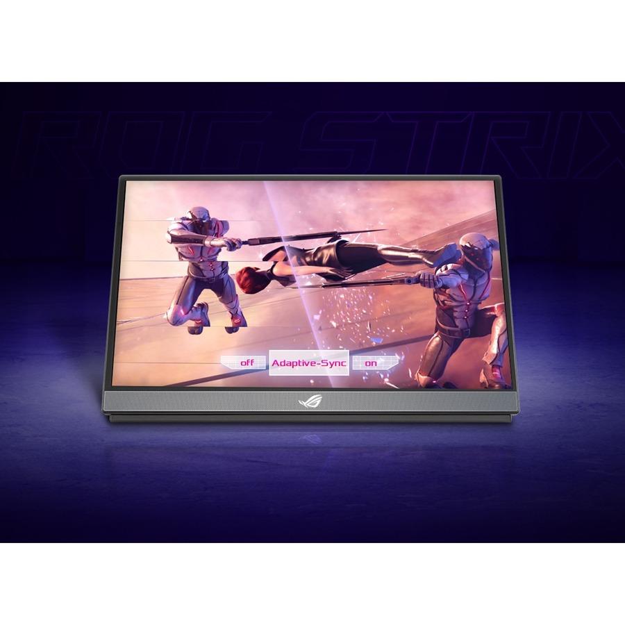 "Asus ROG Strix XG17AHPE 17.3"" Full HD Gaming LCD Monitor - 16:9 - Black_subImage_13"