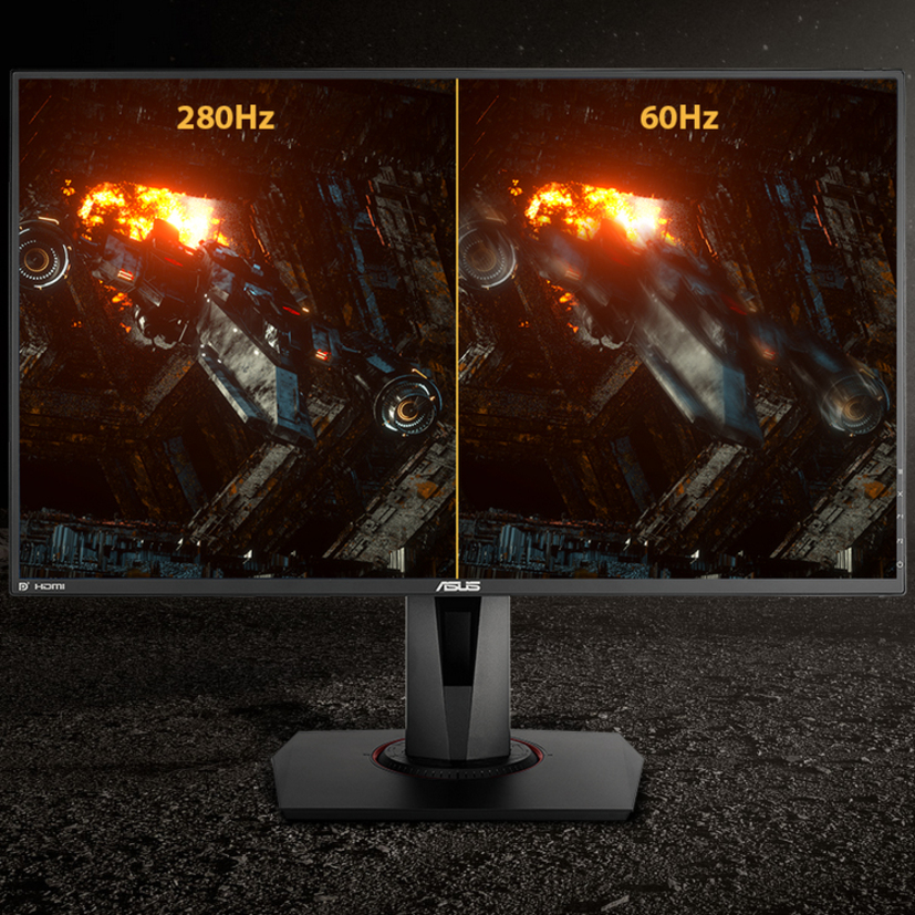 "Asus Gaming VG279QM 27"" Full HD WLED Gaming LCD Monitor - 16:9 - Black_subImage_11"