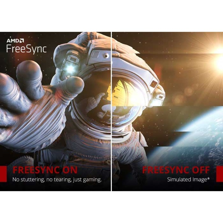 "Viewsonic XG2705 27"" Full HD LED Gaming LCD Monitor - 16:9 - Black_subImage_14"