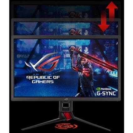 "Asus ROG Strix XG27UQ 27"" 4K UHD LED Gaming LCD Monitor - 16:9 - Black_subImage_13"