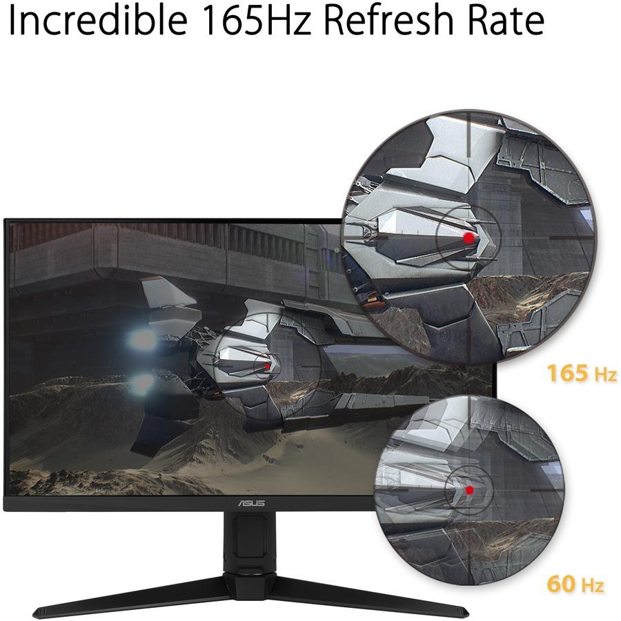 "TUF VG279QL1A 27"" Full HD WLED Gaming LCD Monitor - 16:9 - Black_subImage_13"
