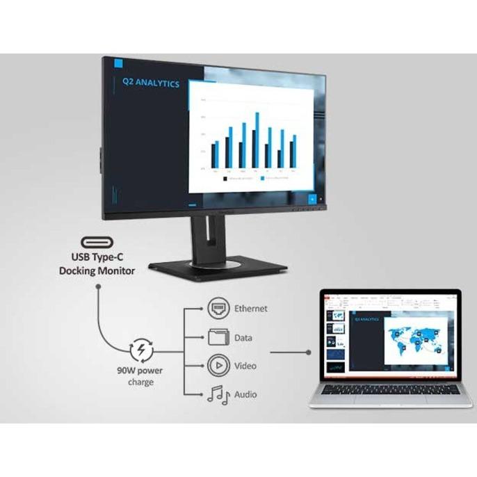 "Viewsonic VG2756-2K 27"" WQHD LED LCD Monitor - 16:9 - Black_subImage_14"