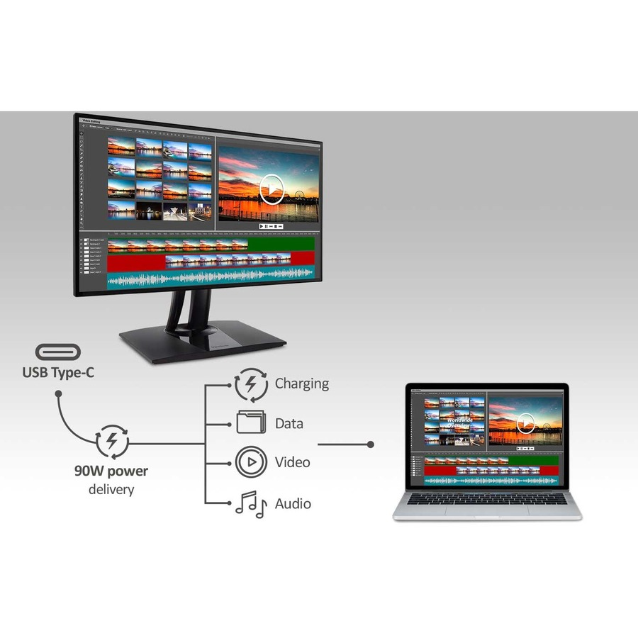 "Viewsonic VP2768a 27"" QHD LED LCD Monitor - 16:9_subImage_8"