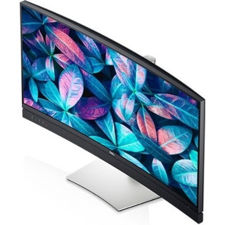 """Dell C3422WE 34.1"""" WQHD Curved Screen Edge WLED LCD Monitor - 21:9 - Platinum Silver_subImage_15"""