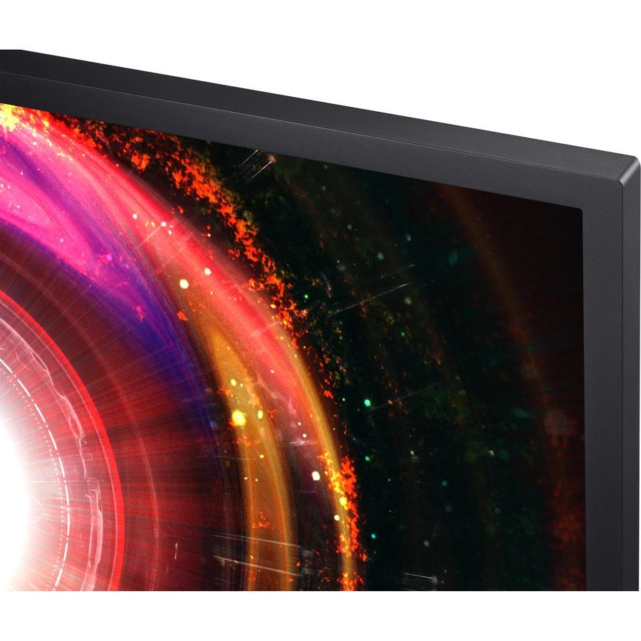 "Samsung U32H850UMN 31.5"" 4K UHD Quantum Dot LED LCD Monitor - 16:9 - Black, Silver_subImage_15"
