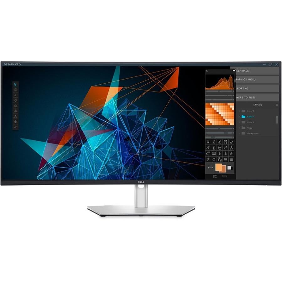 "Dell UltraSharp U4021QW 39.7"" WUHD Curved Screen LCD Monitor_subImage_16"