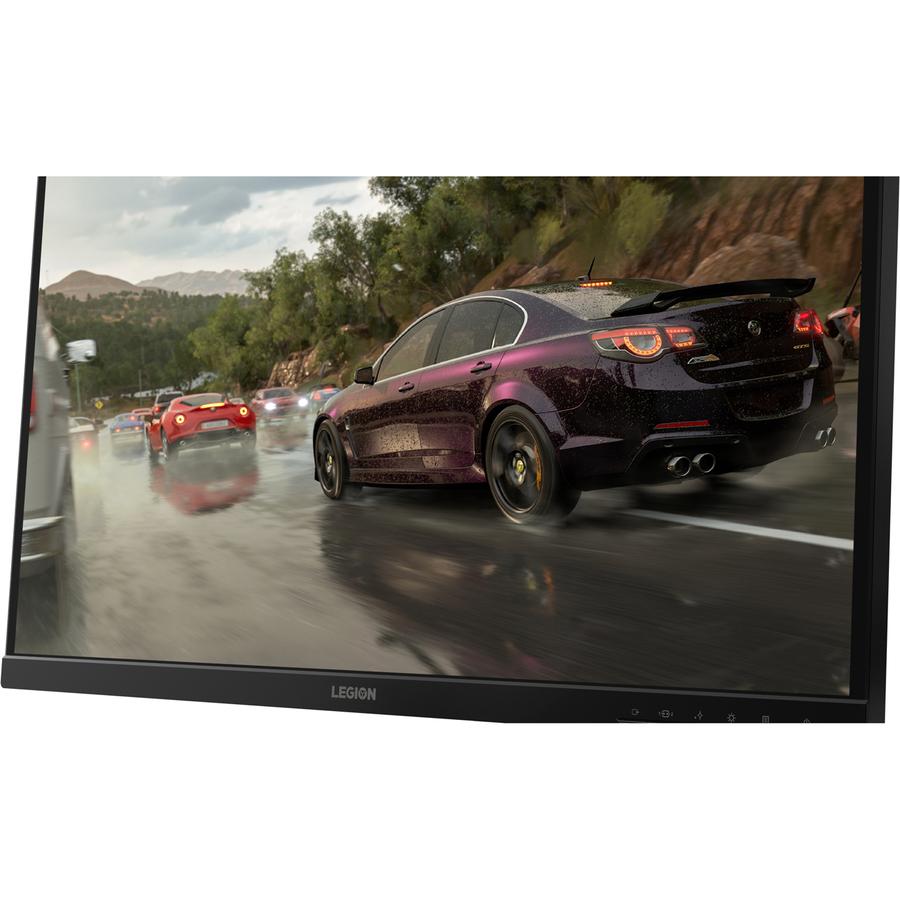 """Lenovo Legion Y27gq-20 27"""" WQHD WLED Gaming LCD Monitor - 16:9 - Raven Black_subImage_14"""