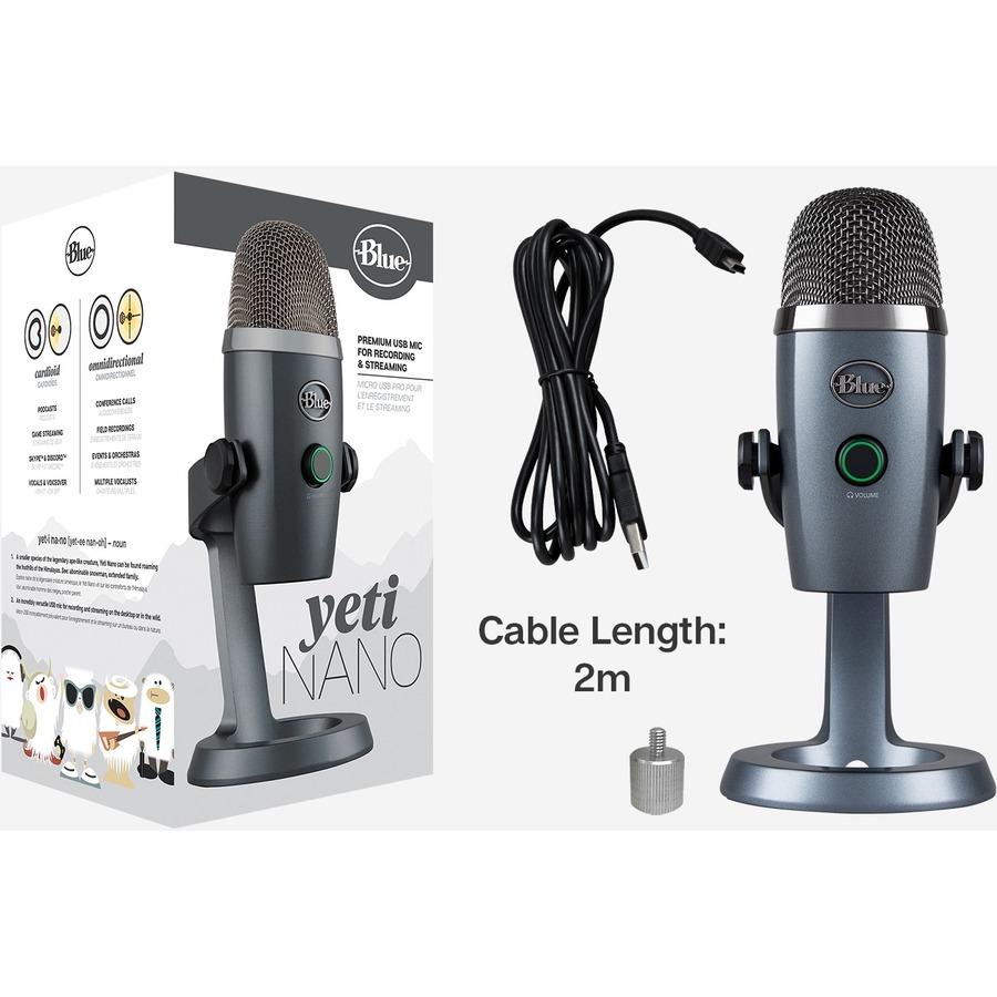 Blue Yeti Nano Wired Condenser Microphone_subImage_10