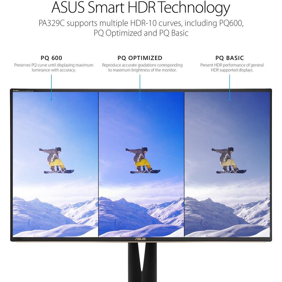 "Asus ProArt PA329C 32"" 4K UHD LED LCD Monitor - 16:9 - Black_subImage_15"