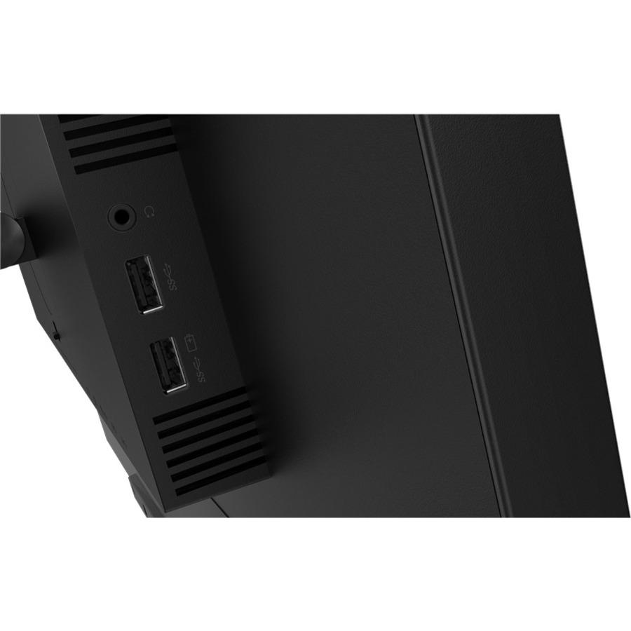"""Lenovo ThinkVision T32p-20 31.5"""" 4K UHD LED LCD Monitor - 16:9 - Raven Black_subImage_15"""