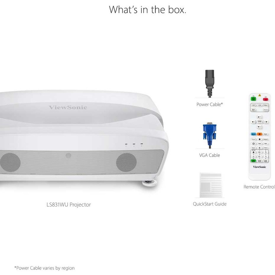 Viewsonic LS831WU Ultra Short Throw DLP Projector_subImage_16
