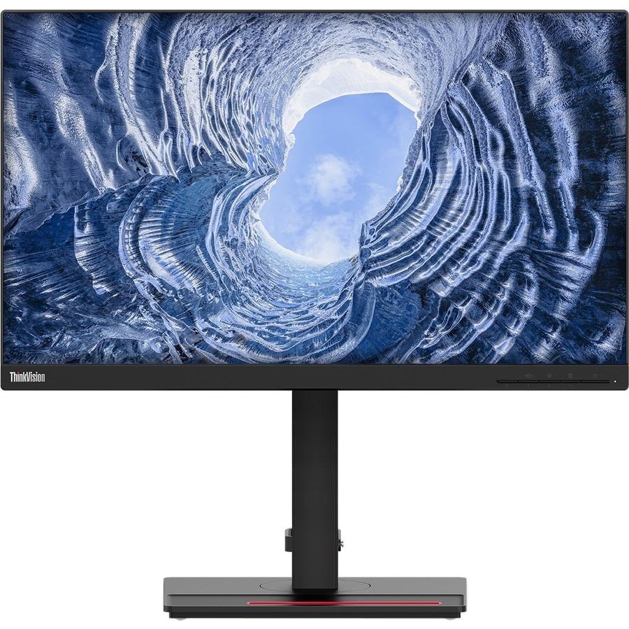 "Lenovo ThinkVision T24i-20 23.8"" Full HD WLED LCD Monitor - 16:9 - Raven Black_subImage_14"