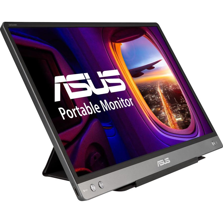 """Asus ZenScreen MB14AC 14"""" Full HD WLED LCD Monitor - 16:9 - Dark Gray_subImage_17"""