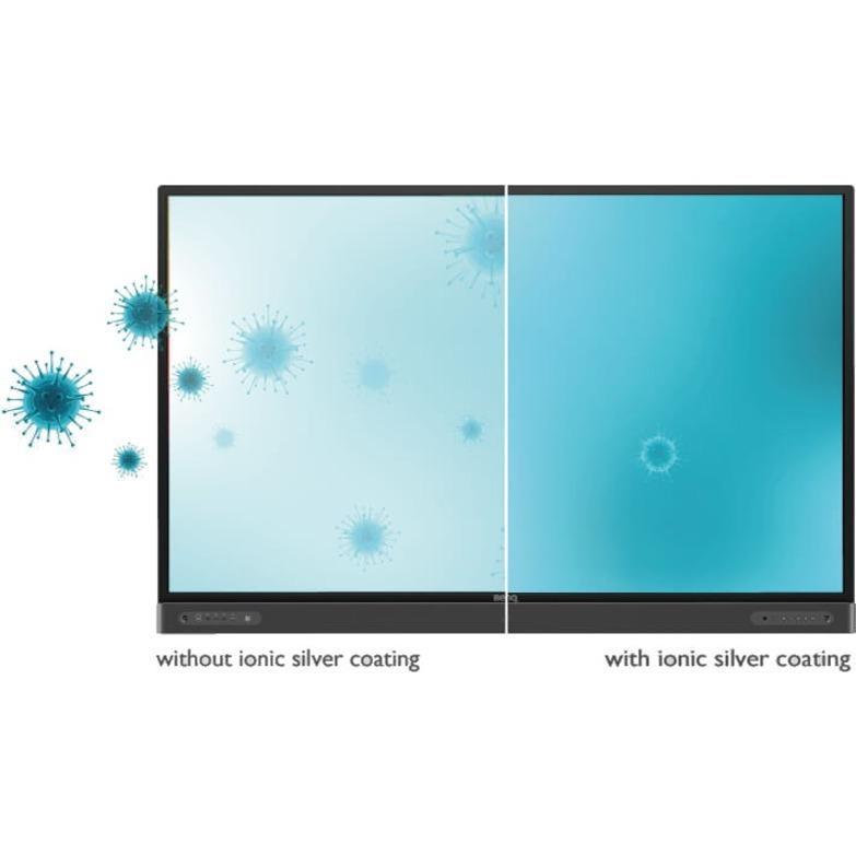 "BenQ RP7502 75"" LCD Touchscreen Monitor - 16:9 - 8 ms_subImage_17"