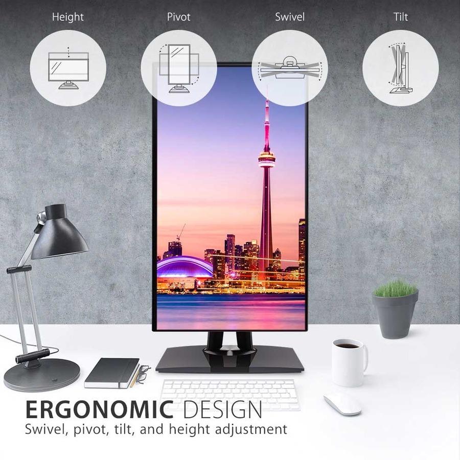 "Viewsonic VP2468a 23.8"" Full HD LED LCD Monitor - 16:9_subImage_16"