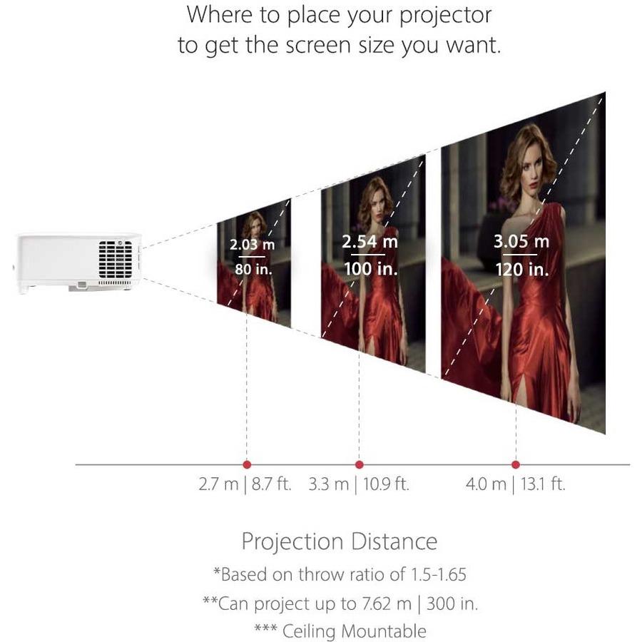 Viewsonic PX701-4K DLP Projector_subImage_16