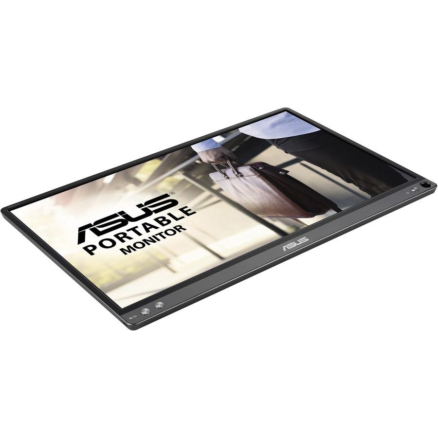 "Asus ZenScreen MB16ACE 15.6"" Full HD LCD Monitor - 16:9 - Dark Gray_subImage_8"
