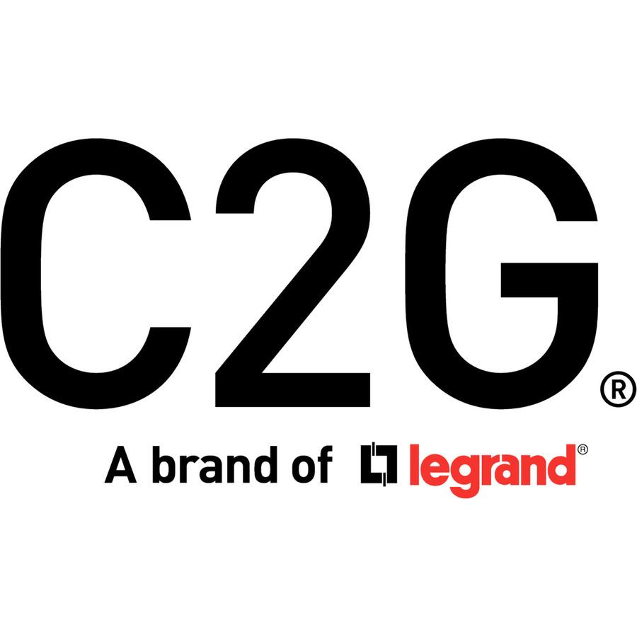 C2G 37534 Fiber Optic Duplex Patch Cable - Plenum Rated
