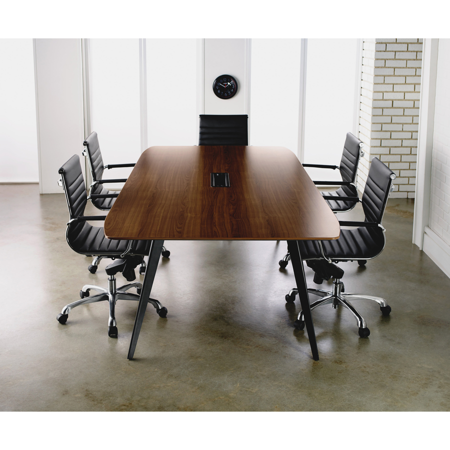 Lorell Rectangular Conference Leg Table Base - Conference room table legs